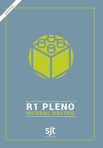eb6e660e3d R1 Pleno by SJT Educação Médica - issuu