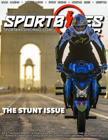 sportbikes inc magazine december 2016 by hard knocks motorcycle