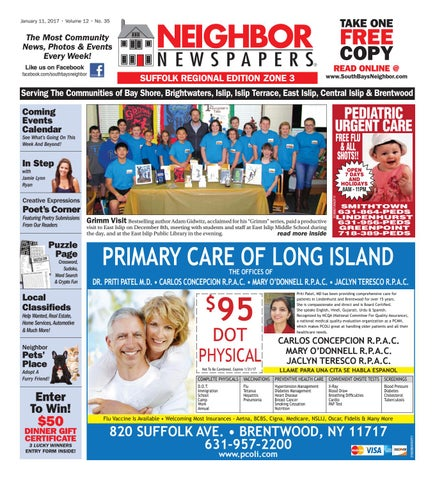 January 11 2017 suffolk zone 3 by south bays neighbor newspapers page 1 fandeluxe Choice Image