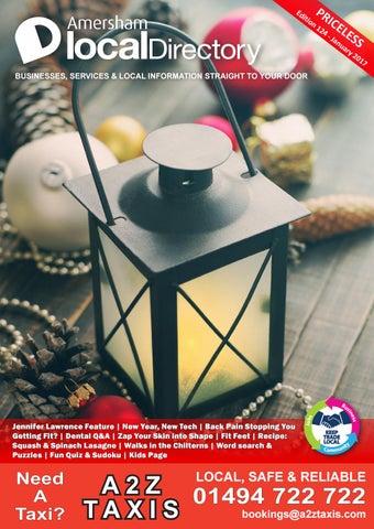 Amersham Jan 17 By Local Directory Issuu
