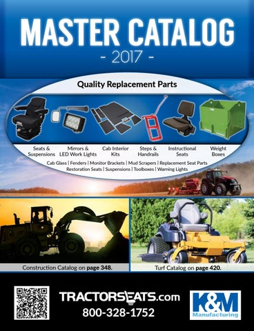 2017 K&M Master Catalog by K&M - issuu