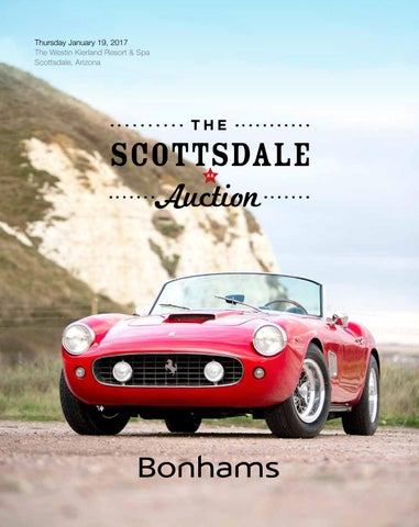 The scottsdale auction jan 19 2017 by guido maraspin - issuu