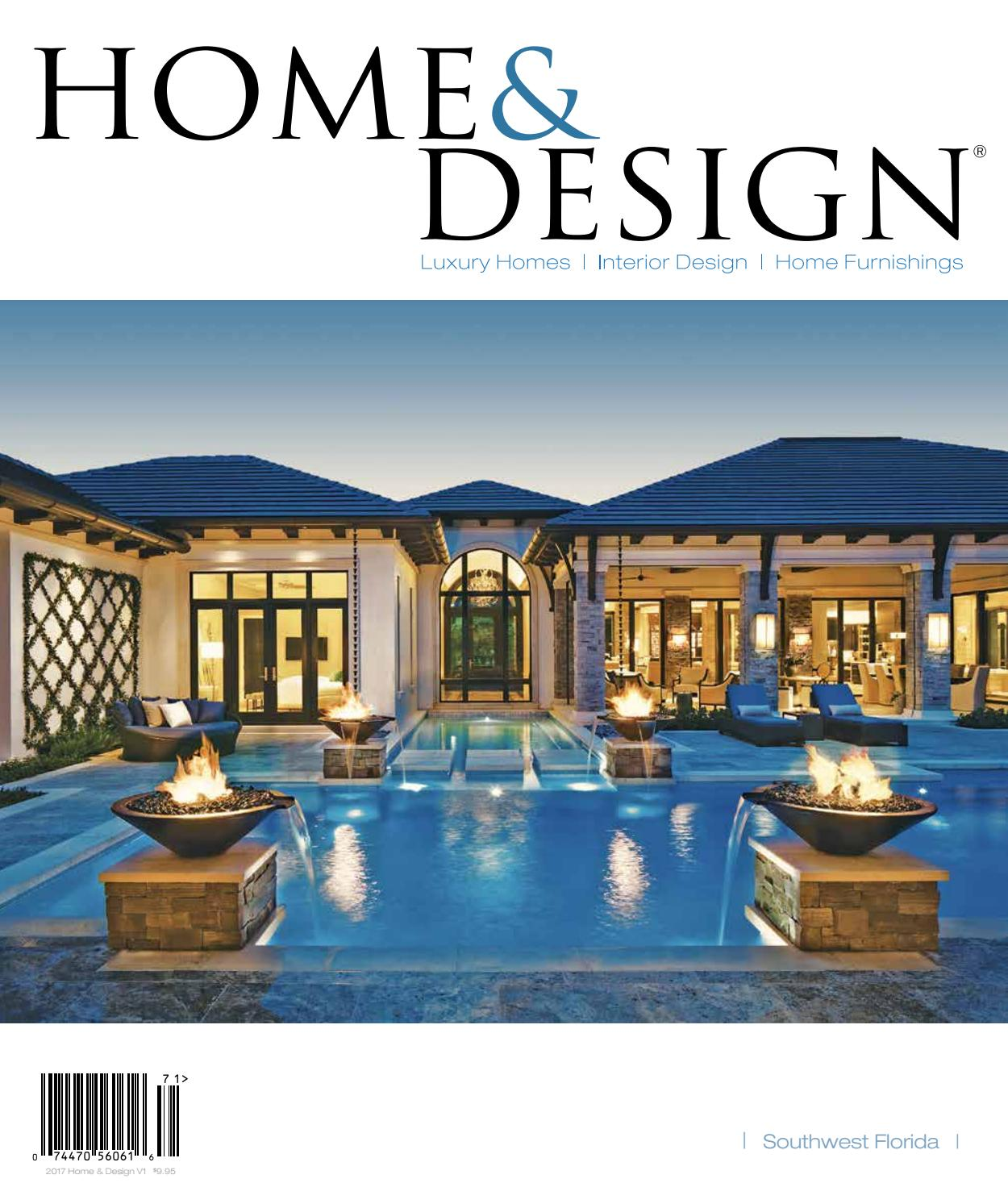 Home Design Magazine home & design magazine | 2017 southwest florida editionanthony