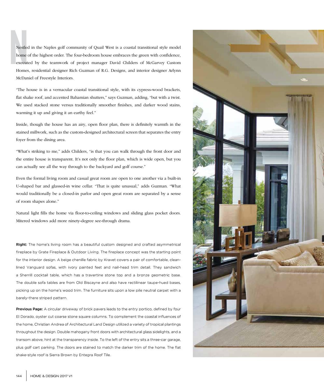 Home Design Magazine 2017 Southwest Florida Edition By Anthony