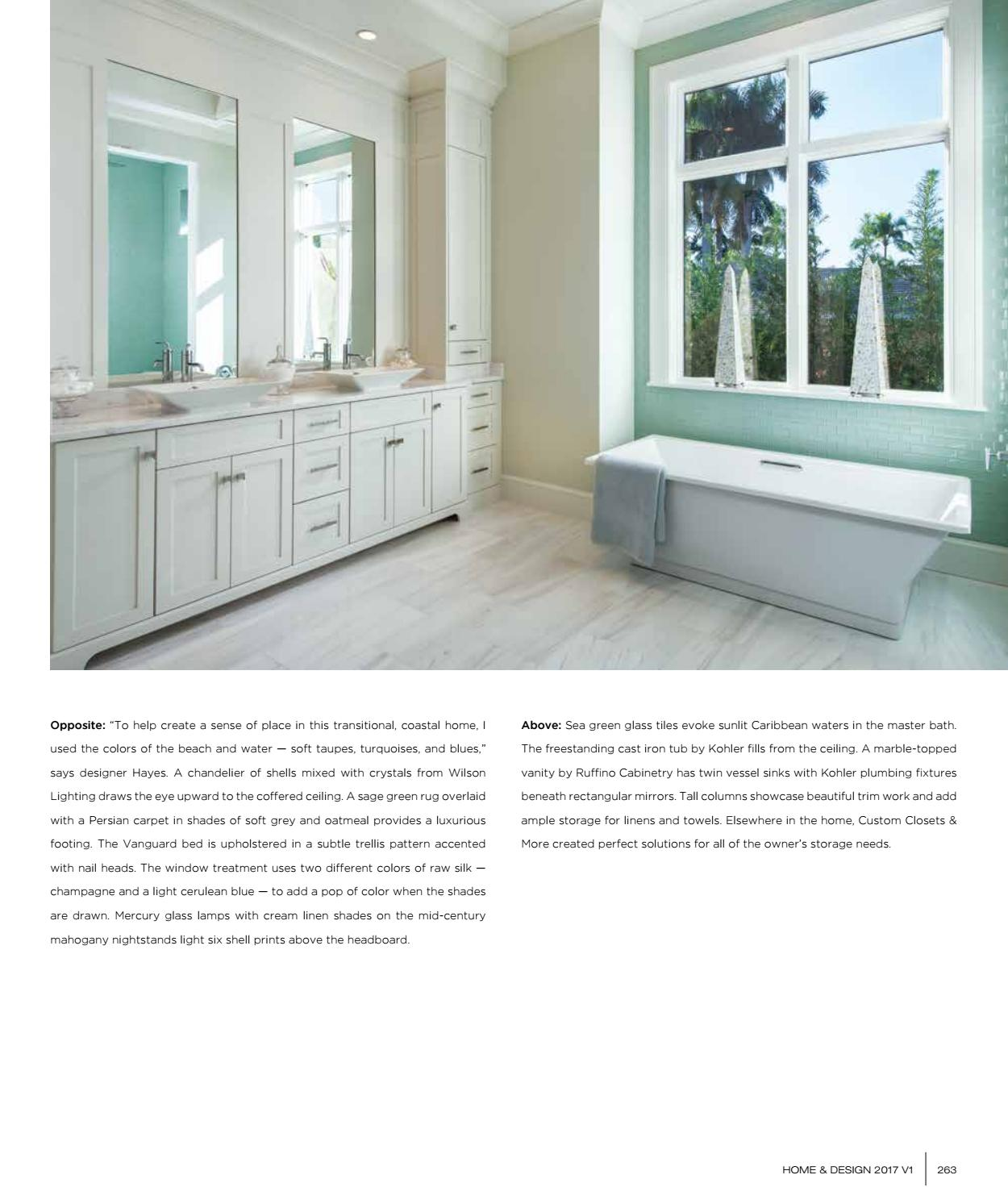 Home U0026 Design Magazine | 2017 Southwest Florida Edition By Anthony Spano    Issuu