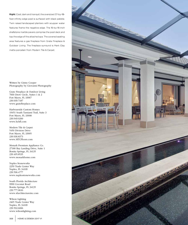 Home Design Magazine 2017 Southwest Florida Edition By Jennifer