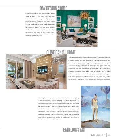 Home & Design Magazine | 2017 Southwest Florida Edition by Anthony ...