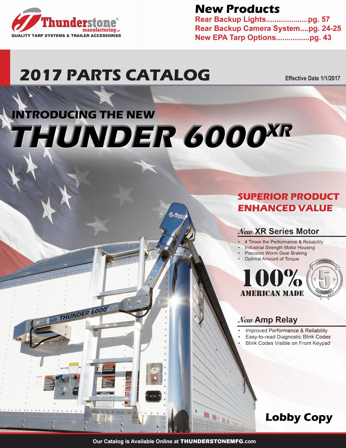 2017 Thunderstone Product Catalog By Timpte Inc Issuu Wilson Hopper Trailer Wiring Diagrams