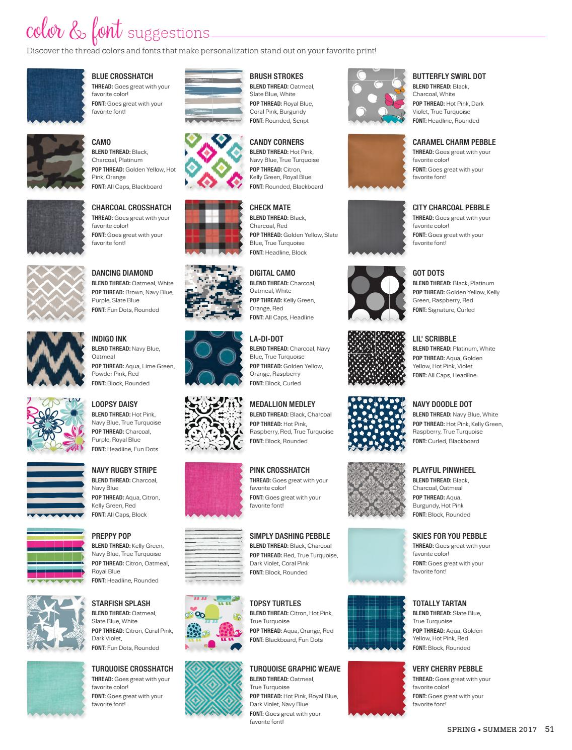 Thirty One Spring 2017 Catalog By Amywoodall31