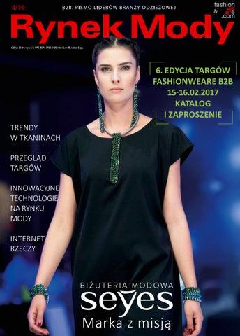 1467b846c0 Rynek Mody 4 2016 by Gajos Fashion - issuu