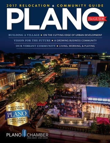 Plano The Guide 2017 By Chamber Marketing Partners Inc Issuu
