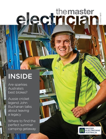 The Master Electrician - Summer 2016 by Master Electricians