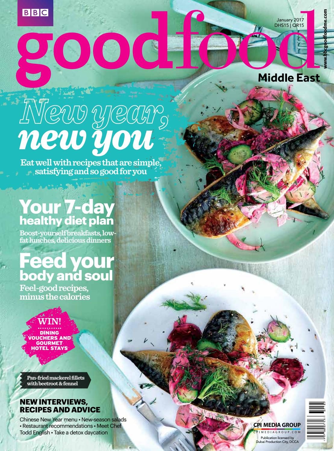 BBC Good Food ME - 2017 January by BBC Good Food ME - issuu