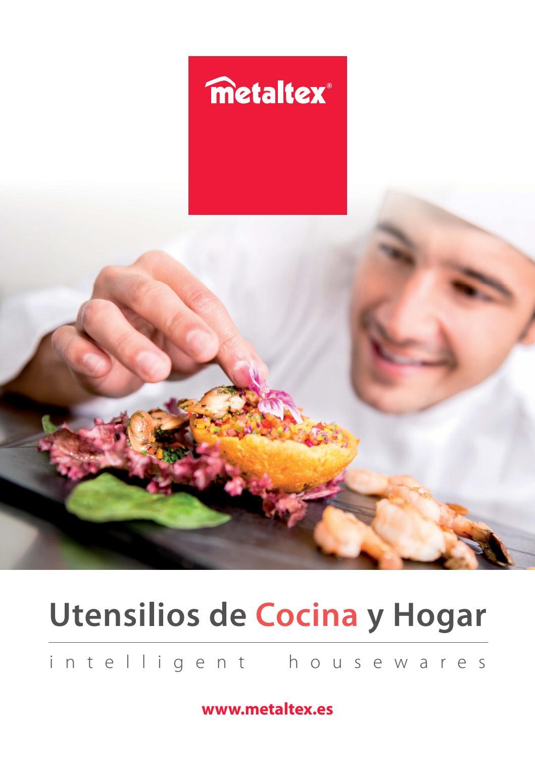 Cat logo metaltex 2017 utensilios cocina y hogar by for Utensilios de cocina logo