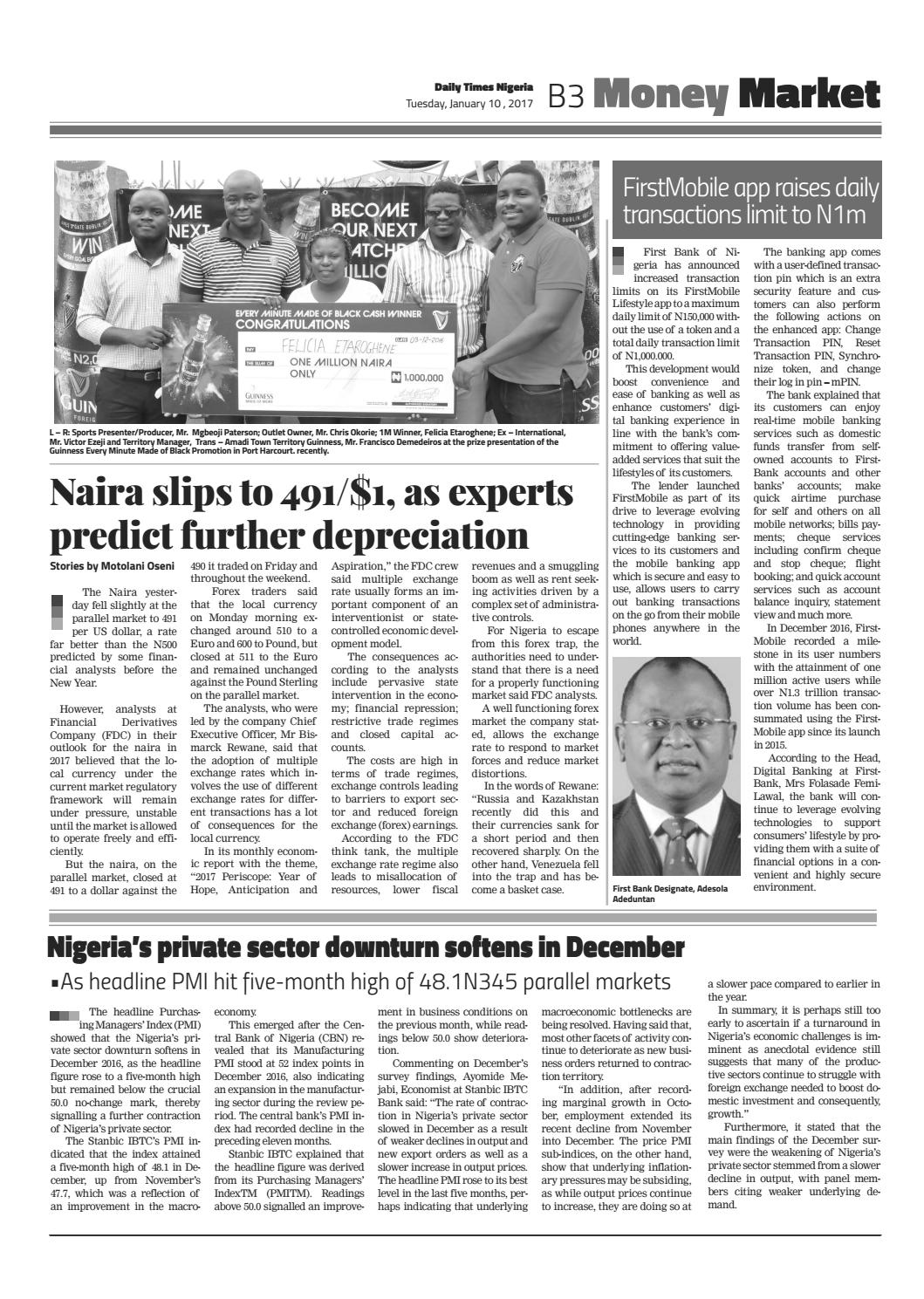 Dtn 10 1 17 by Daily Times of Nigeria - issuu