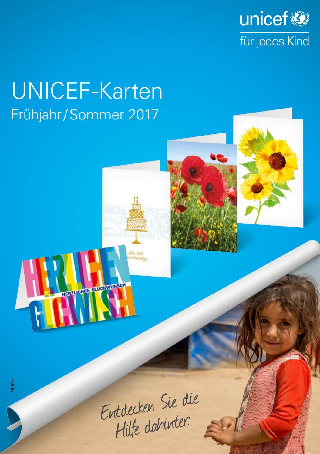 Unicef geburtstagskarten bestellen