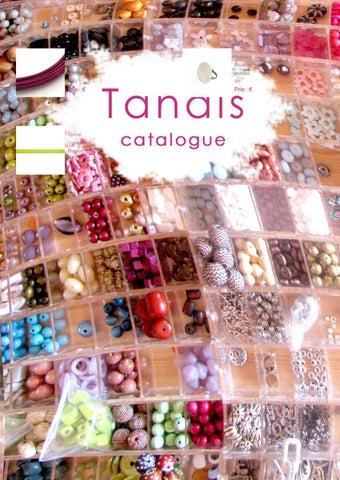 Catalogue Perlerie Tanaïs by Perlerie Tanaïs - issuu c433ab45779d