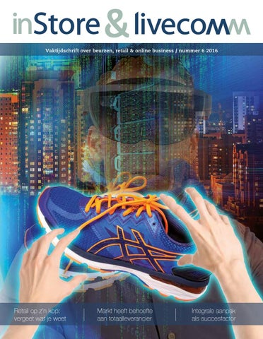 Instore Livecomm 06 2016 By Louwers Uitgeversorganisatie Bv