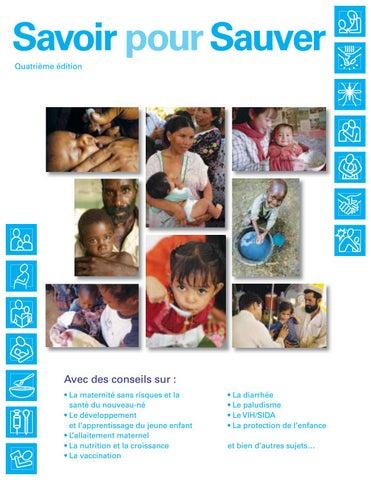 Savoir pour Sauver by UNICEF Congo Brazza - issuu facd6333de9a