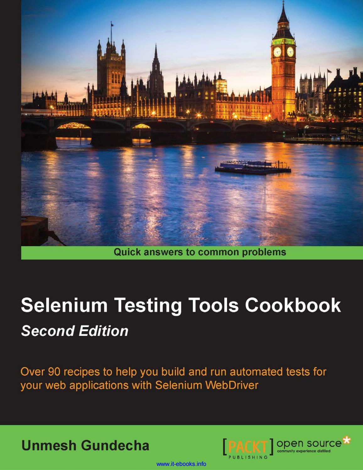Selenium is just a portable software testing structure for