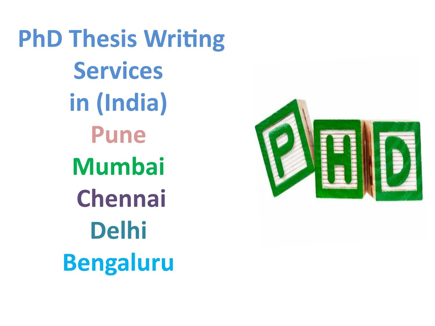 Us writing services phd thesis