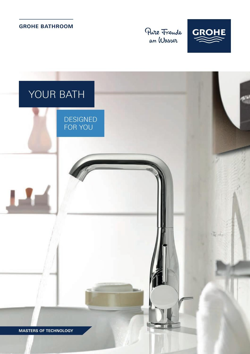 Grohe Bath Brochure by Ideal Bathrooms - issuu