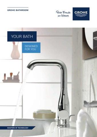 Grohe Bath Brochure by Ideal Bathrooms - issuu
