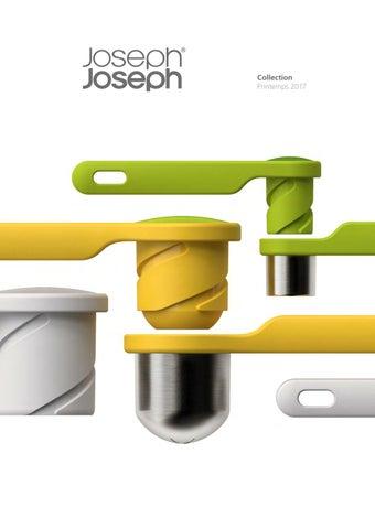 Joseph Joseph Delta pliant Pilon-Gris//Vert