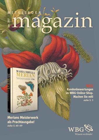 Wbg Magazin 1 17 By Wbg Wissen Bildung Gemeinschaft Issuu