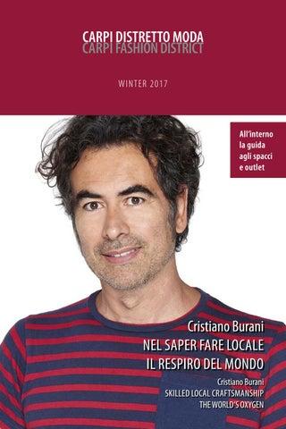 92bf5bb747d8 Carpi Distretto Moda - Inverno 2017 by Voce di Carpi – Settimanale ...