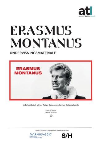 erasmus montanus pdf