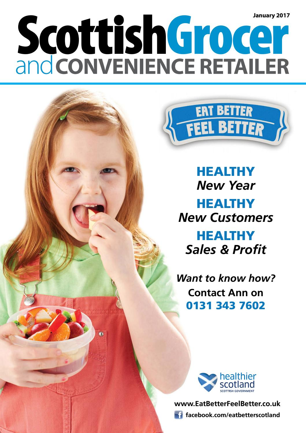 Scottish Grocer January 2017 By Peebles Media Group Issuu Small Snack Time Acs Tlt Series