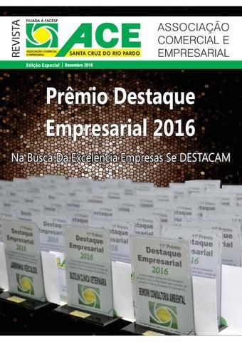 eee866283d4e9 Revista ace edição especial 2016 by Associação Comercial - issuu
