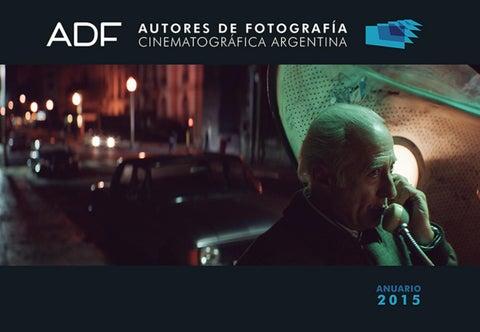 Anuario Adf Nº1 2015 By Revista Adf Issuu
