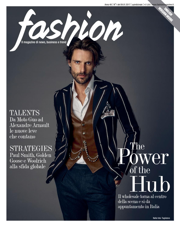 FLIP PAGE FA N 1 2017 by Fashionmagazine - issuu 45e5bd1c134