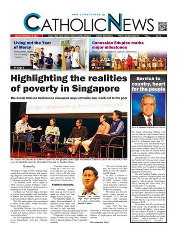 September 4, 2016 Vol 66 No 18 by CatholicNews - issuu