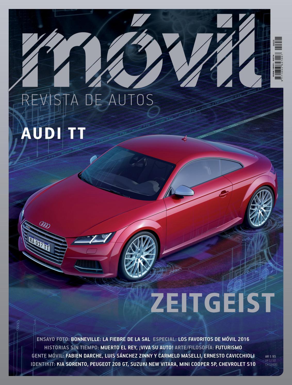 reputable site e79a4 5c2ae Móvil - Revista de Autos  25 by Revista Móvil - issuu