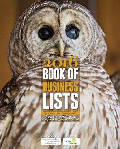Book of business lists 2016 by wag magazine issuu page 1 fandeluxe Image collections