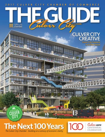 2017 Culver City The Guide by Chamber Marketing Partners, Inc  - issuu