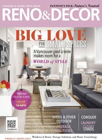Reno & Decor Magazine - Feb/Mar 2017 by HOMES Publishing Group - issuu