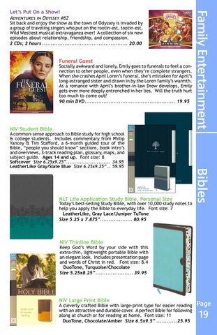 Good News Winter/Spring 2017 by Living Books - issuu