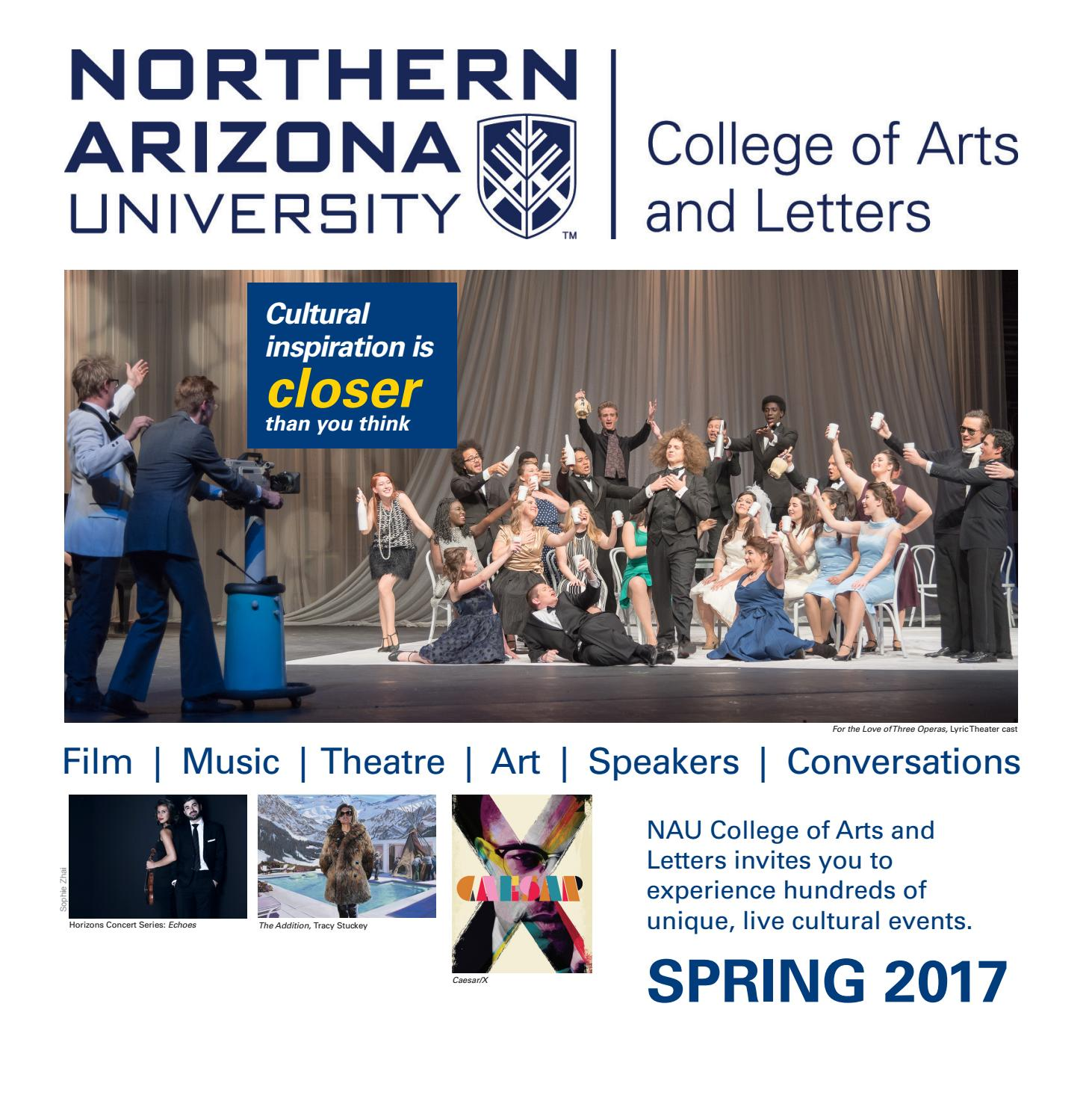 arts letters daily arts and letters nau 2017 by arizona daily sun issuu 20509 | page 1