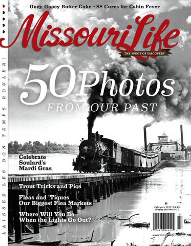 Missouri Life February March 2017 By Magazine