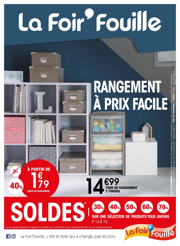 Catalogue 1702 by la foir 39 fouille issuu for Miroir la foir fouille