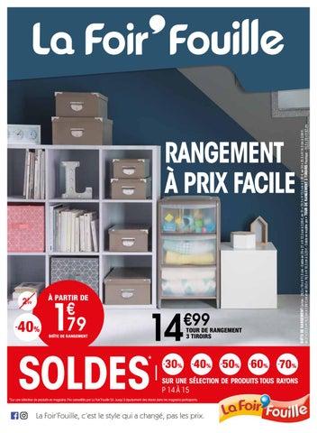 catalogue 1702 by la foir 39 fouille issuu. Black Bedroom Furniture Sets. Home Design Ideas