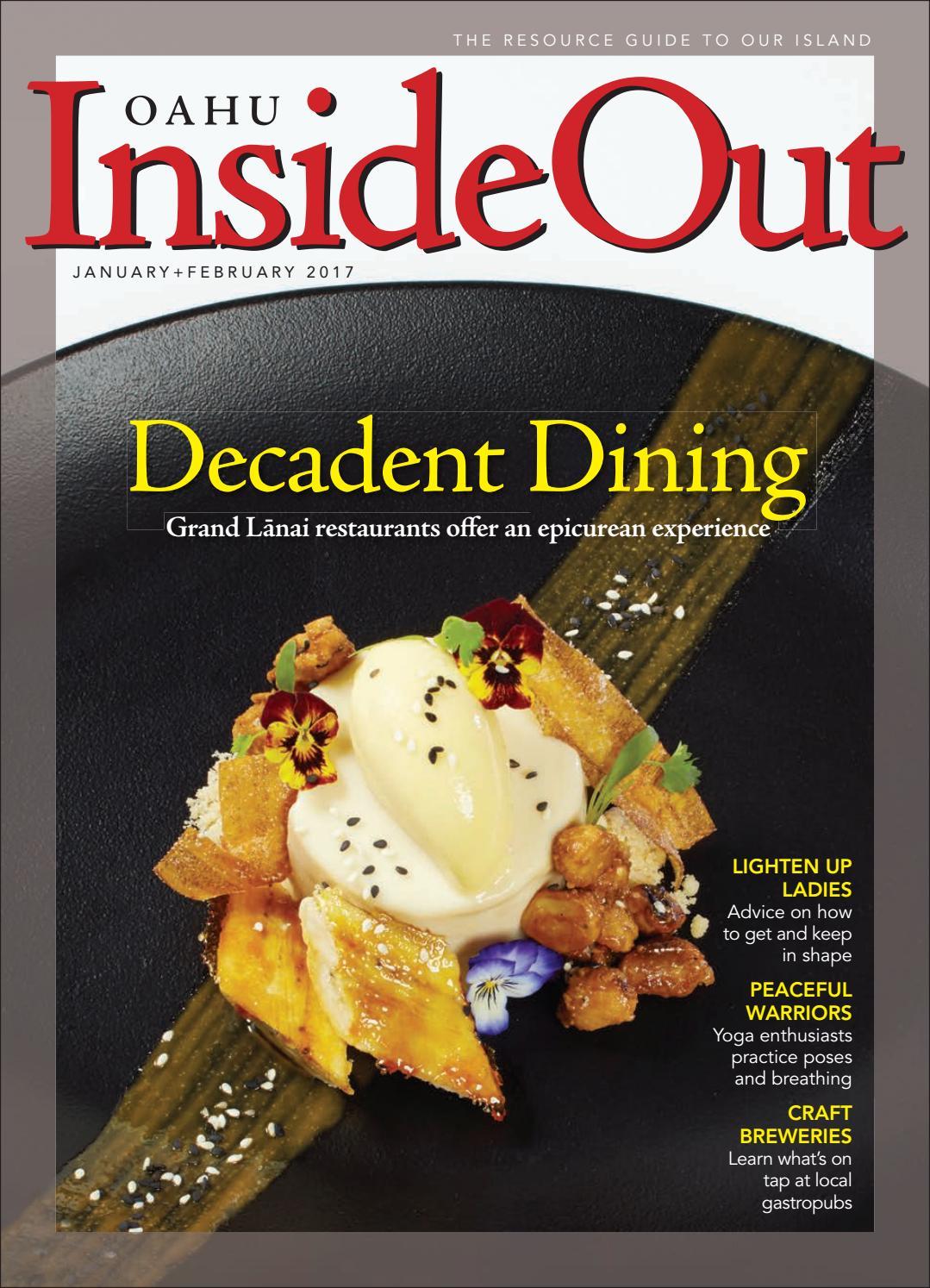 Hawaii Inside Out Magazine January February 2017 By Morris Media Network Issuu