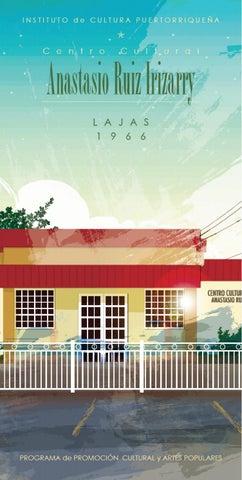 Image result for Centro Cultural Anastasio Ruiz Irizarry de Lajas