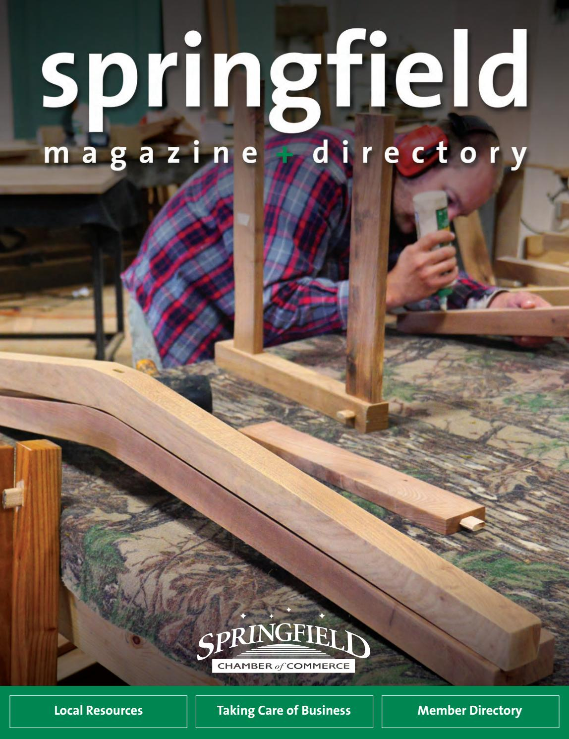 Contact greg valerie for more information 832 687 7616 greg valerie - 2016 Springfield Magazine Directory By Springfield Area Chamber Of Commerce Issuu