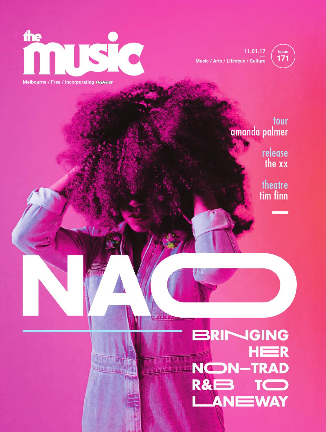 The Music (Melbourne) Issue #171 by TheMusic com au - issuu