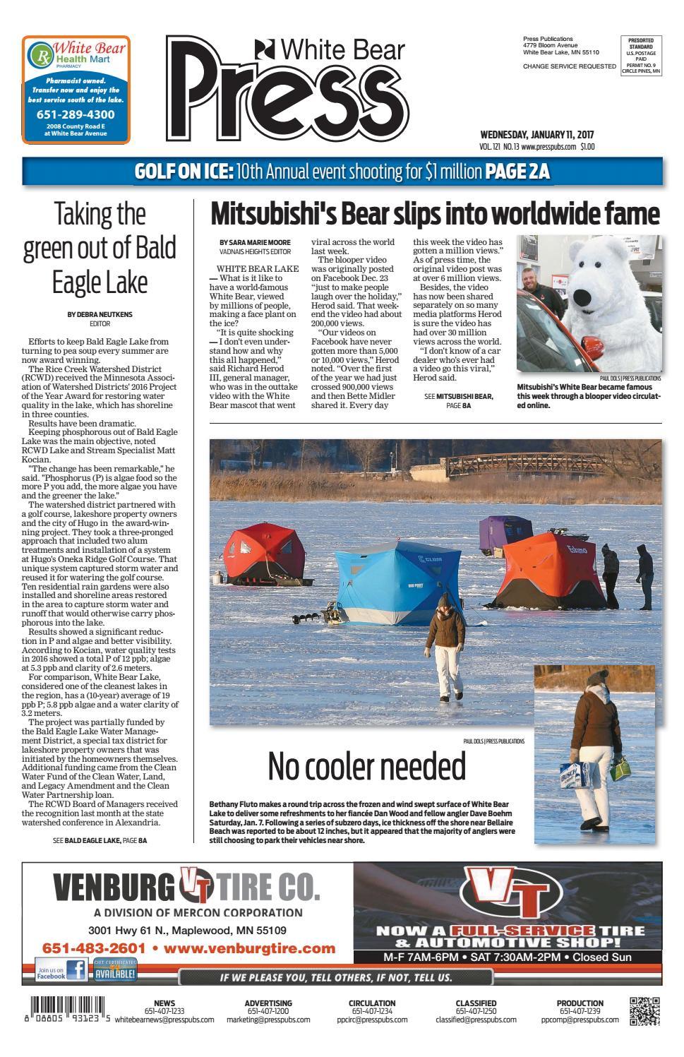 White Bear Press by Press Publications - issuu